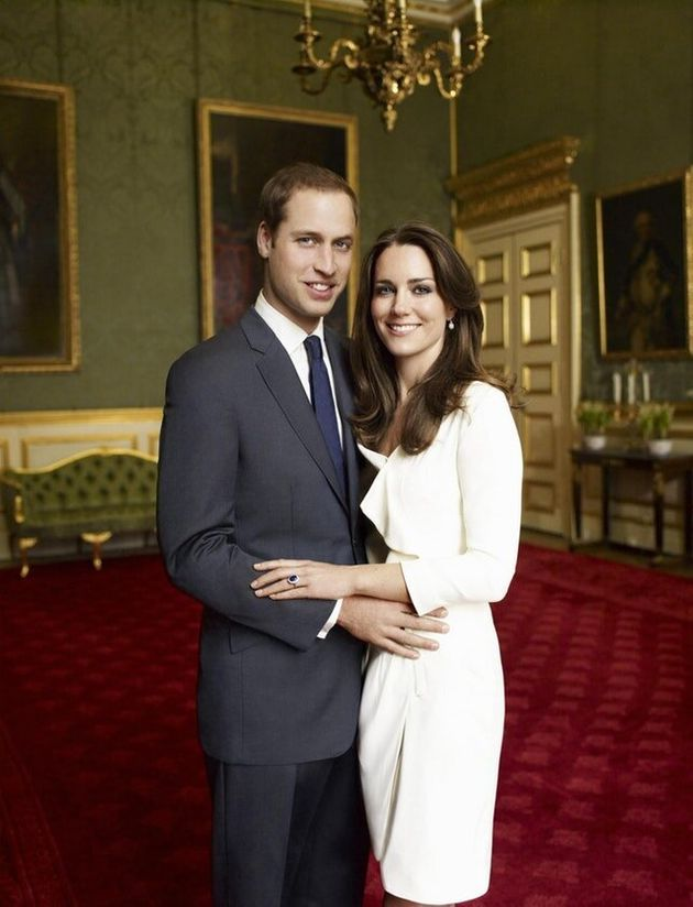 Show Us The Ring! Royal Engagements In