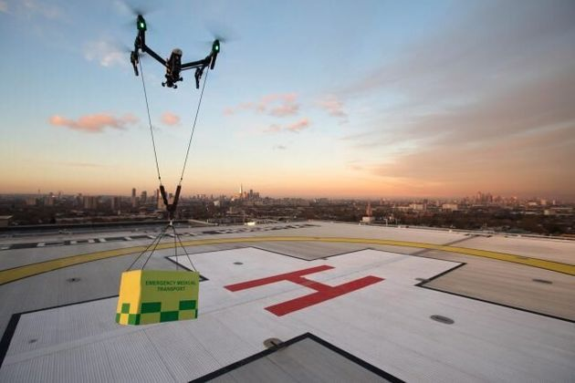 Challenge Set To Discover How Drones Could Be Used As A Force For