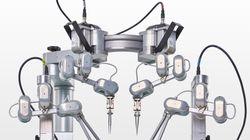 Επιτυχής δοκιμή ρομποτικής υπερμικροχειρουργικής σε
