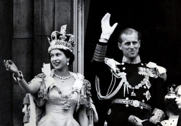 Series Of Portraits To Mark Queen And Duke Of Edinburgh'S Wedding