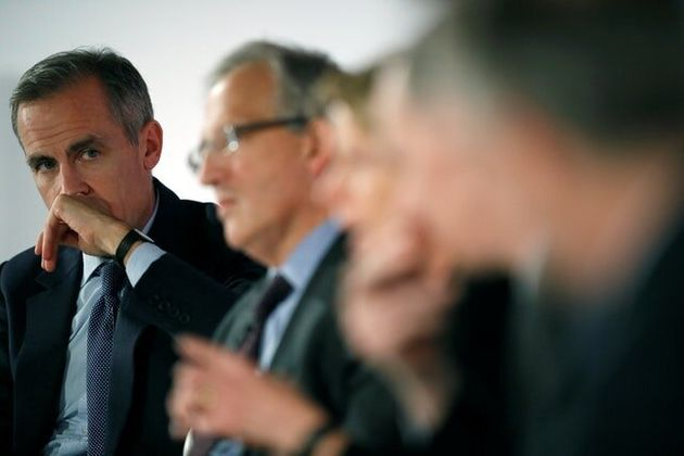 Public Right To Be Angry Over Bailouts, Says Bank Of England