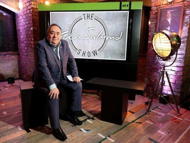 Alex Salmond Show On RT 'Damages Scotland'S