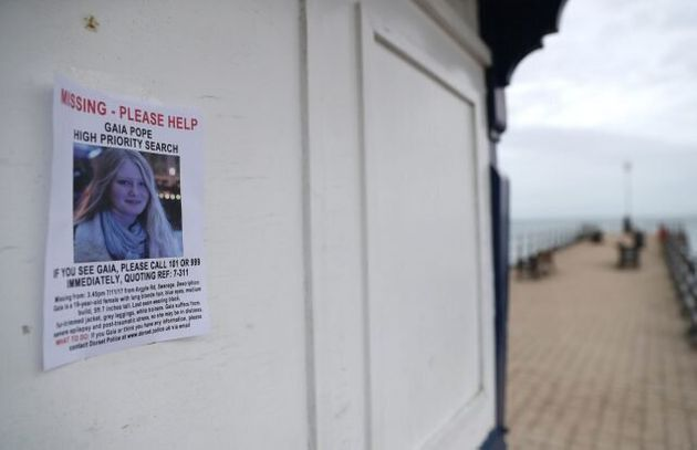 Man, 49, Held On Suspicion Of Murdering Teenager Gaia