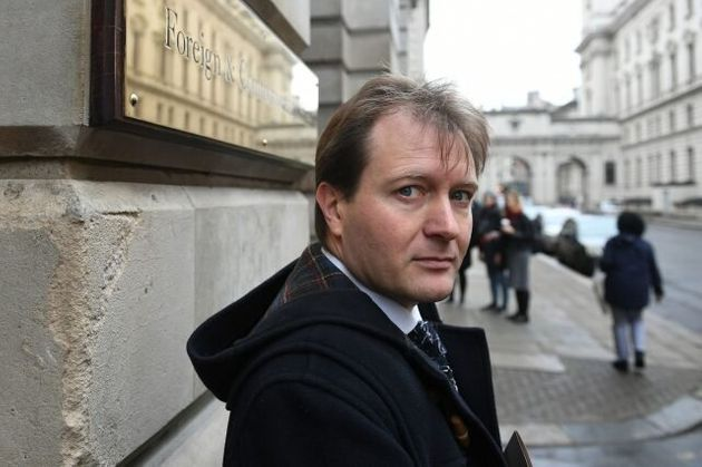 No Link Between £400m Debt And Bid To Free Briton Held In Iran, Says No