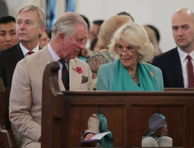 In Pictures: Charles And Camilla Tour