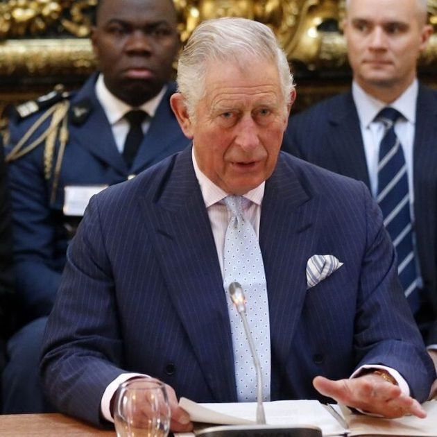 Charles Hails Drive To Protect Rainforests But Warns Of 'Enormity Of