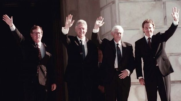 Bill Clinton To Discuss Northern Ireland In Meeting With Theresa