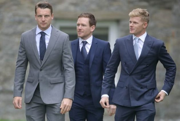 England Cricketer Ben Stokes Marries Fiancee Clare