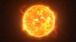 L'étoile Bételgeuse serait-elle sur le point