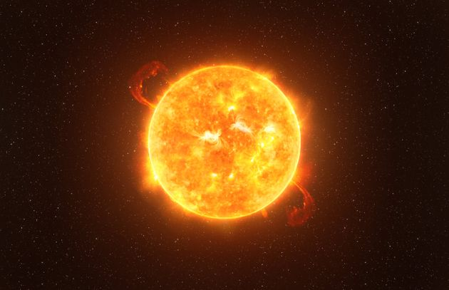 Image result for betelgeuse star