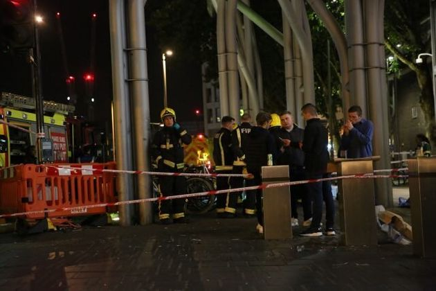Six Reported Injured In Suspected Noxious Substance Attack In