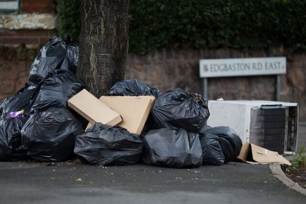 Birmingham Refuse Collectors Await High Court Judge Delivering Redundancy