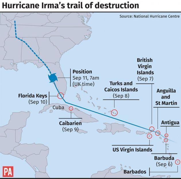 Aid Budget Rules Did Not Hamper Hurricane Relief Effort –
