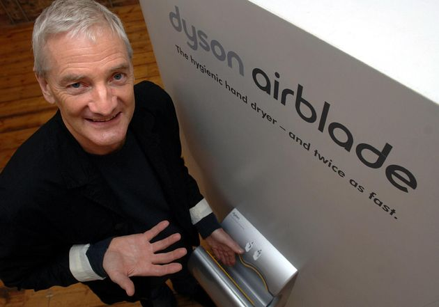 Sir James Dyson Vows To Tackle Shortfall Of Female Engineers With New