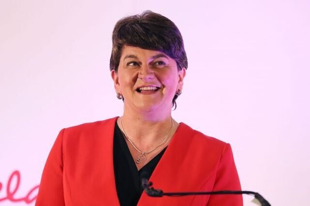 Arlene Foster Seeks Cultural Deal In Move To Restore N Ireland