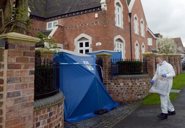 Homeless Man Appears In Court Accused Of Murdering Mother And