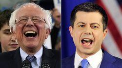 """Crazy Bernie e Mayor Pete, due lepri in una maratona. Biden si conferma """"Sleepy Joe"""" (di G."""