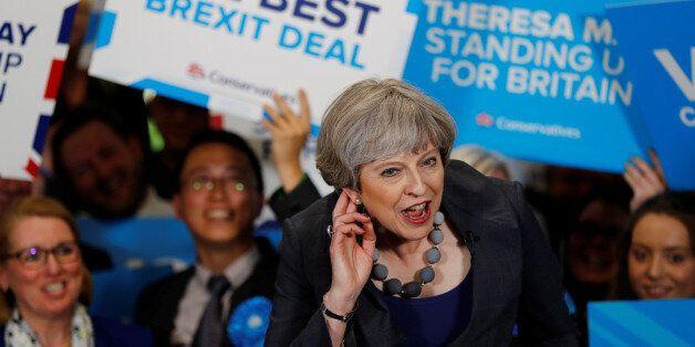 Theresa May's Muddled Response To