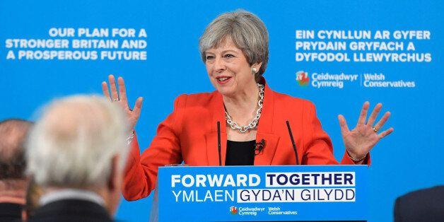 Tory Manifesto Shows Theresa May Retreating on Mental Health