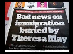 Devious Manipulations, Dishonest Politics, Border Security And Theresa