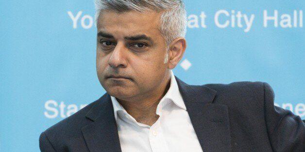 Is Sadiq Khan The Mayor For Broken
