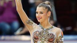 La star della ginnastica ritmica Soldatova: