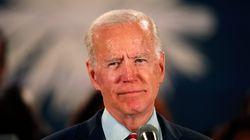 Joe Biden, l'ex-grand favori des primaires démocrates désormais candidat en