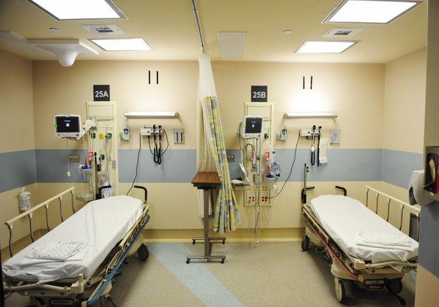 Κορονοϊός: Τι είναι οι θάλαμοι αρνητικής πίεσης στους οποίους απομονώνουν ασθενείς και ύποπτα
