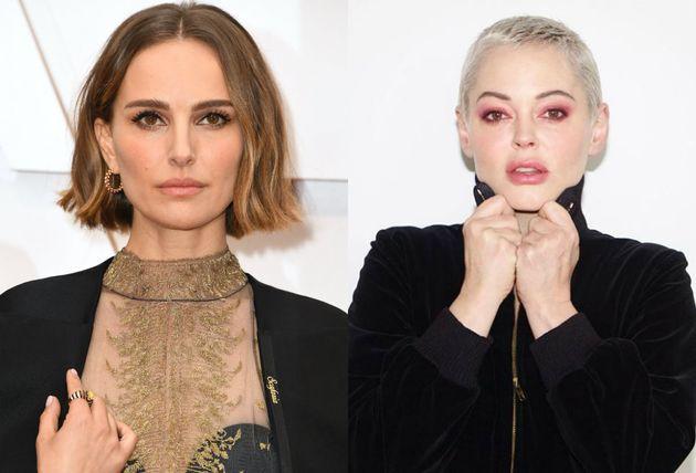 Rose McGowan, figure du mouvement #MeToo, s'en prend à Natalie Portman dans un post