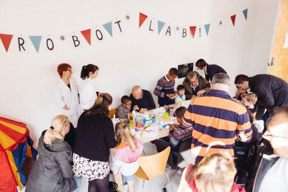 Our Fun Palaces Are Showing Creativity In Community Can Change The World For The