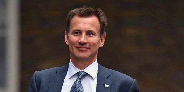 Jeremy Hunt's Prescription for the NHS Is a Bitter Pill to