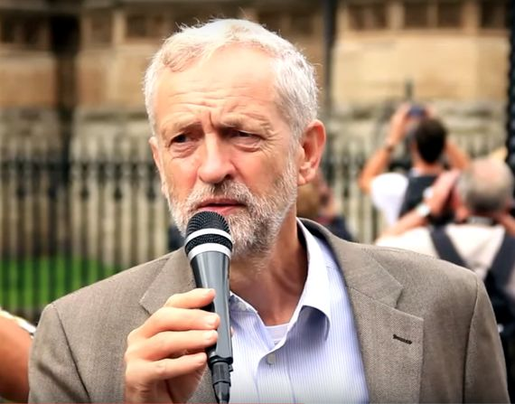 Don't Blame Jeremy Corbyn for a General Failure of the