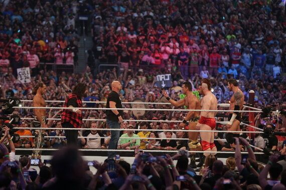 Royal Ramblings: Five Reasons to be WWE