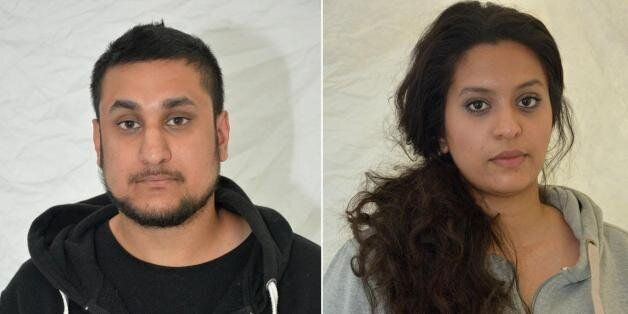 Mohammed Rehman And Wife Sana Ahmed Khan were found guilty of planning a massive terror attack on