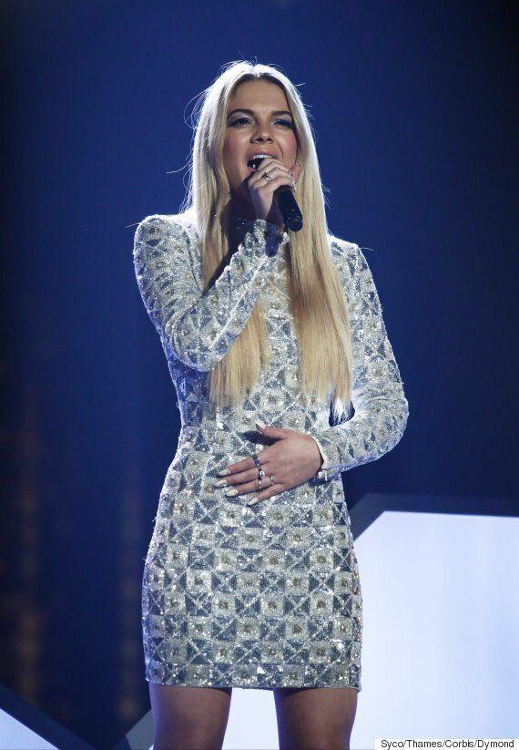 'X Factor' Winner Louisa Johnson Sells Just 39,000 Copies Of