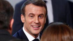 Macron appelle les députés LREM à