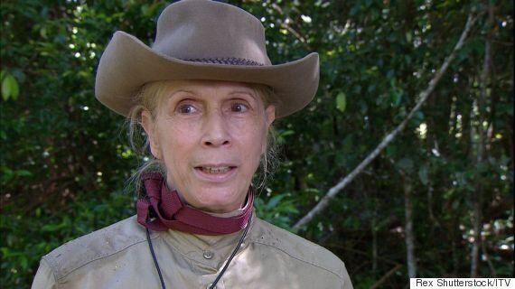 'I'm A Celebrity': Lady Colin Campbell Clashes With Brian Friedman And Chris Eubank
