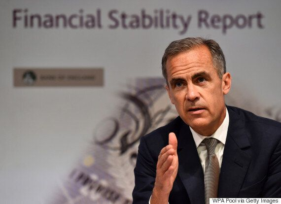 Carney Warns Interest Rates Could Rise At Turn Of