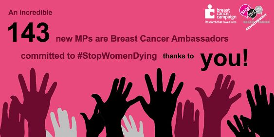 The New Government's Work to End Breast Cancer Must Start