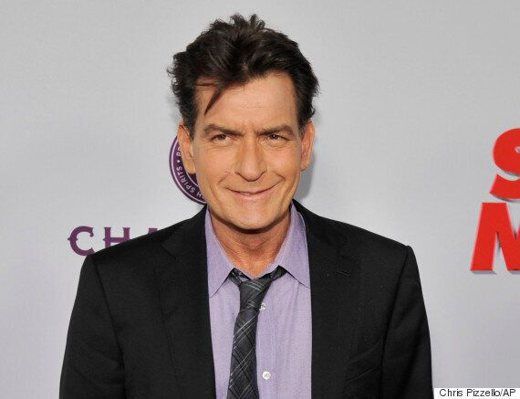 Charlie Sheen Accused Of Racism After Twitter Rant About President Barack