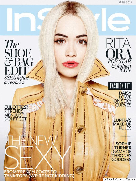 Rita Ora Insists She Got 'No Special Treatment' Ahead Of 'Fifty Shades Of Grey'