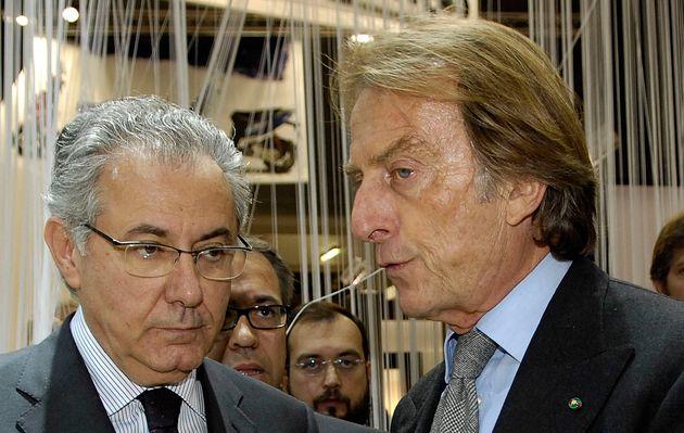 Luca Cordero di Montezemolo e Roberto