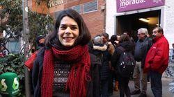 Isa Serra se reafirma en que no tiró