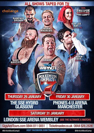 Royal Ramblings: TNA