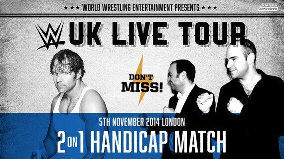Royal Ramblings: WWE Live In