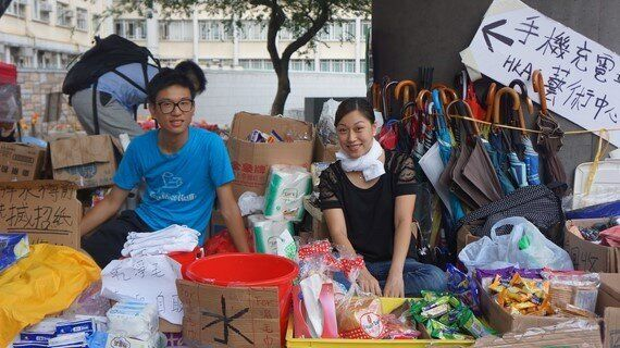 How Hong Kong Protesters Put the 'Civil' into 'Civil
