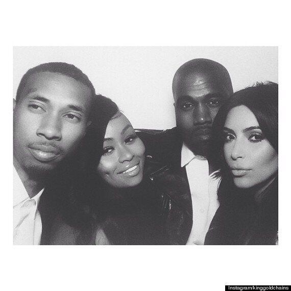 Kim Kardashian Wedding Photos: Kanye West And Kim's Guests Share Photobooth Snaps