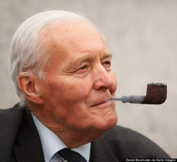 Tony Benn Dead: Labour Politician And Passionate Voice Of The Left Dies Aged