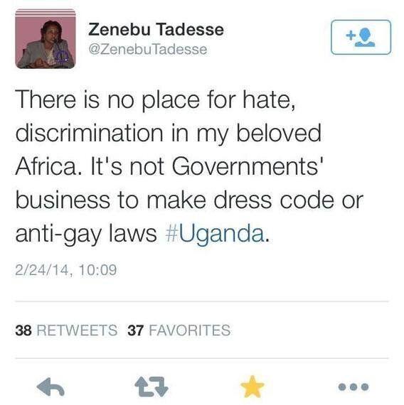 Ethiopian Minister Slams Uganda for Passing Anti-Gay