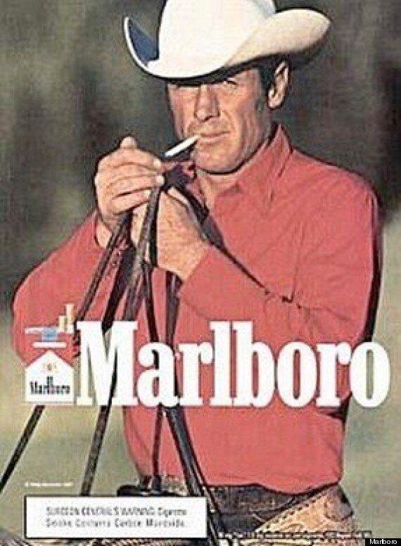 Marlboro Man Eric Lawson Dies Of Lung Disease Aged